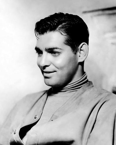 This is an image of 100009 Clark Gable Photograph & Poster