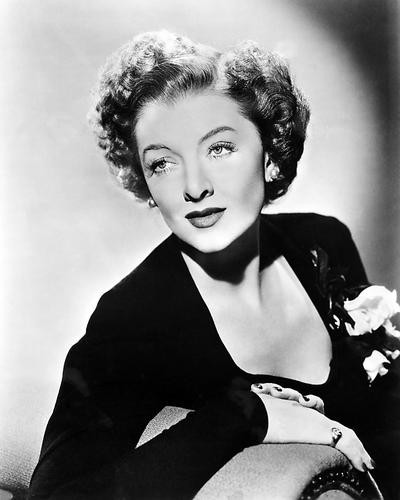 This is an image of 100139 Myrna Loy Photograph & Poster