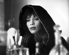 This is an image of 100205 Whitney Houston Photograph & Poster