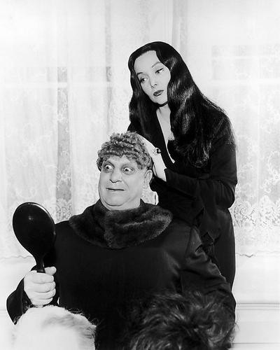 This is an image of Photograph & Poster of The Addams Family (1964) 100838