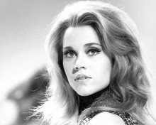 This is an image of Photograph & Poster of Jane Fonda 100875