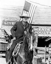 This is an image of Photograph & Poster of John Wayne 101035