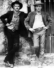 This is an image of Photograph & Poster of Butch Cassidy and the Sundance Kid 101195