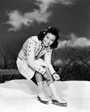 This is an image of Photograph & Poster of Sonja Henie 101207