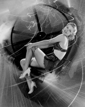 This is an image of Photograph & Poster of Ginger Rogers 101405