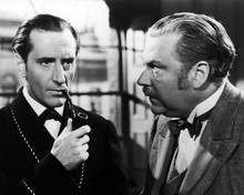 This is an image of Photograph & Poster of Basil Rathbone 101599