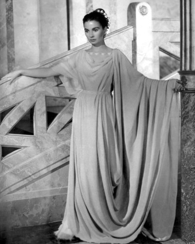 This is an image of Photograph & Poster of Jean Simmons 101669