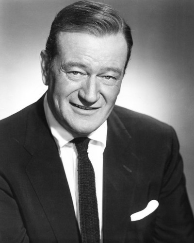 This is an image of Photograph & Poster of John Wayne 101760