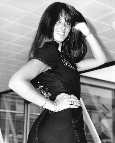 This is an image of Photograph & Poster of Caroline Munro 101819