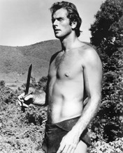 This is an image of Photograph & Poster of Tarzan 101831