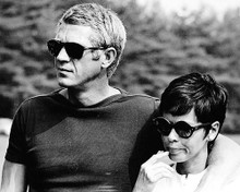 This is an image of Photograph & Poster of Steve McQueen 102111