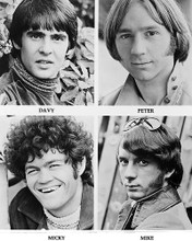 This is an image of Photograph & Poster of The Monkees 102137