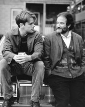 This is an image of Photograph & Poster of Good Will Hunting 102152