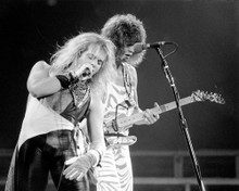 This is an image of Photograph & Poster of Van Halen 102229