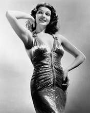 This is an image of Photograph & Poster of Rita Hayworth 102258