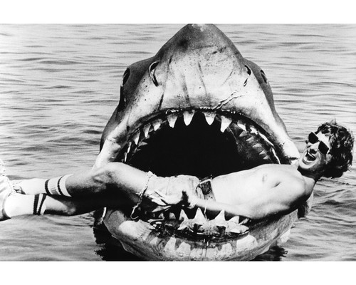This is an image of Photograph & Poster of Steven Spielberg 102448