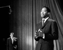 This is an image of Photograph & Poster of Sam Cooke 102464