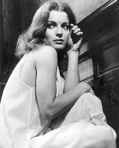This is an image of Photograph & Poster of Romy Schneider 102467