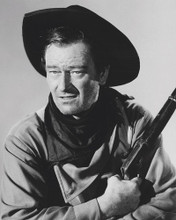 This is an image of Photograph & Poster of John Wayne 102571