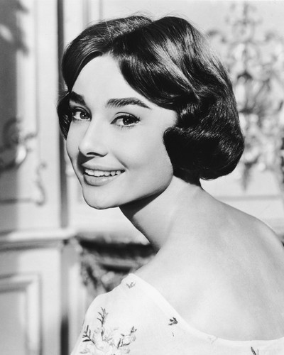 This is an image of Photograph & Poster of Audrey Hepburn 102618