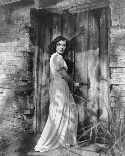This is an image of Photograph & Poster of Paulette Goddard 102712