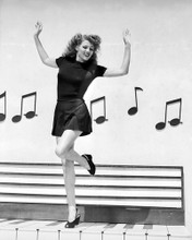 This is an image of Photograph & Poster of Rita Hayworth 102740