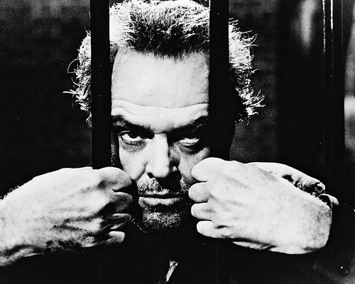 This is an image of 160112 Jack Nicholson Photograph & Poster