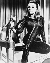 This is an image of 160267 Julie Newmar Photograph & Poster