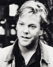 This is an image of 160311 Kiefer Sutherland Photograph & Poster