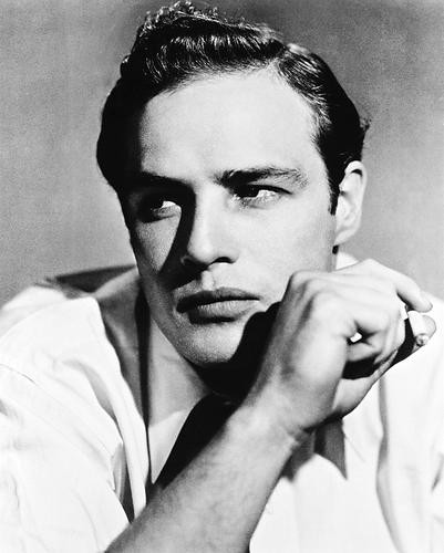 This is an image of 160513 Marlon Brando Photograph & Poster