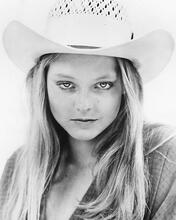 This is an image of 160552 Jodie Foster Photograph & Poster