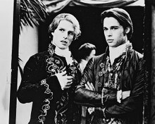 This is an image of 160691 Tom Cruise & Brad Pitt Photograph & Poster