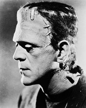 This is an image of 160737 Boris Karloff Photograph & Poster