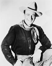 This is an image of 160977 John Wayne Photograph & Poster