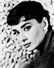 This is an image of 161059 Audrey Hepburn Photograph & Poster