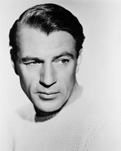 This is an image of 161340 Gary Cooper Photograph & Poster