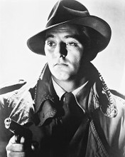 This is an image of 161420 Robert Mitchum Photograph & Poster