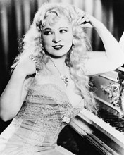 This is an image of 161469 Mae West Photograph & Poster