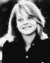 This is an image of 161533 Jodie Foster Photograph & Poster