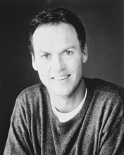 This is an image of 161557 Michael Keaton Photograph & Poster