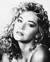 This is an image of 161626 Sharon Stone Photograph & Poster