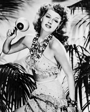 This is an image of 161894 Rita Hayworth Photograph & Poster