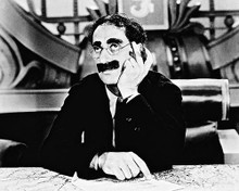 This is an image of 161928 Groucho Marx Photograph & Poster