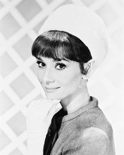 This is an image of 162100 Audrey Hepburn Photograph & Poster