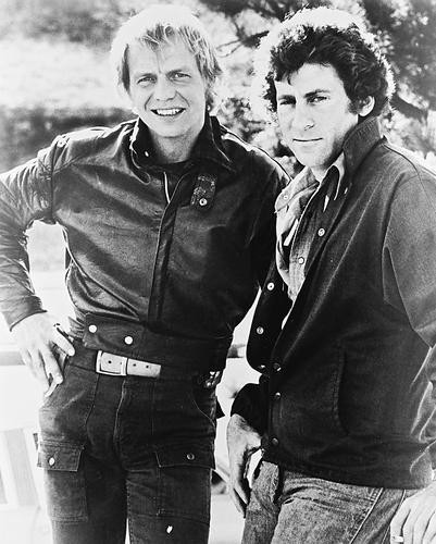 This is an image of 162700 Starsky and Hutch Photograph & Poster