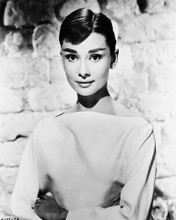 This is an image of 162827 Audrey Hepburn Photograph & Poster