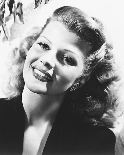 This is an image of 163176 Rita Hayworth Photograph & Poster