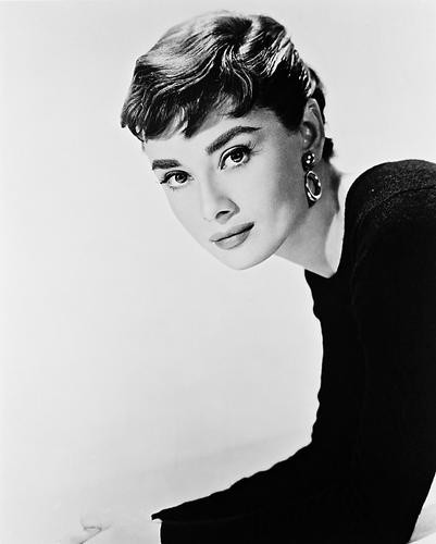 This is an image of 163177 Audrey Hepburn Photograph & Poster