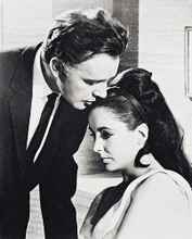This is an image of 163268 Elizabeth Taylor & Richard Burton Photograph & Poster
