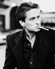 This is an image of 163352 Michael Douglas Photograph & Poster